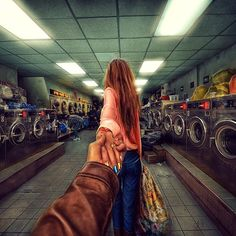 FOLLOW ME TO: A laundry place in New York, United States
