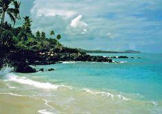 Costa de Comoras bañada por aguas del océano Índico. // Comoros beach ◆Comoras - Wikipedia http://es.wikipedia.org/wiki/Comoras #Comoros