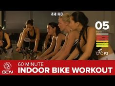 Quick HIIT Workout - Indoor Cycling Training - YouTube