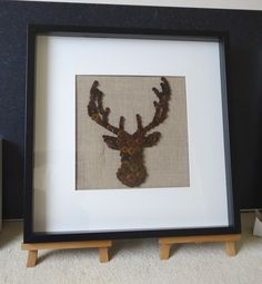 Large Stags head