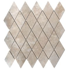 "Found it at Wayfair - 2"" x 2"" Travertine Tumbled Mosaic in Durango Rhomboids (Set of 10)http://www.wayfair.com/daily-sales/p/Best-Sellers%3A-Tile-%26-Flooring-2%22-x-2%22-Travertine-Tumbled-Mosaic-in-Durango-Rhomboids~MVP1362~E21247.html?refid=SBP.rBAZEVWa0bOpnRYiY-k9AmvEr2Zy_0wghdodV0icZVE"