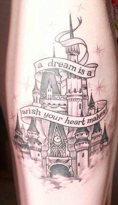 Disney Tattoo