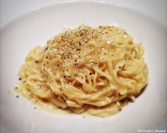 Travel. Eat. Drink. Stuff.: Recipe | Ramen Cacio e Pepe