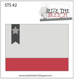 Seize the Sketch #2 {Sponsored by CAS-ual Fridays}