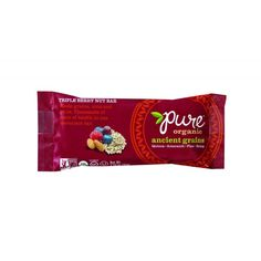 Pin for Later: No Matter Your Diet, We've Found a Bar For You Pure Organic Ancient Grains