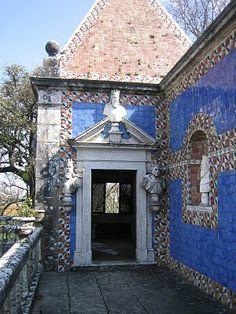 Us Jardins do Palácio 2 Marquesos de Fronteira  Lisboa Portugal