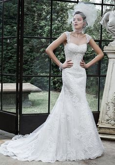 Maggie Sottero Rachelle Mermaid Wedding Dress
