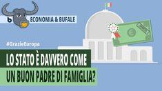 ECONOMIA & BUFALE: LO STATO È DAVVERO COME UN BUON PADRE DI FAMIGLIA? #♠...