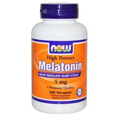 Buy NOW Brand Melatonin 5 mg - 60 Vcaps  at up to 50 percent off retail today. We carry one of the Nation's largest selections of vitamins and supplements like Melatonin 5 mg - 60 Vcaps at some of the web's best prices.