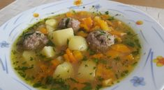 "Try this Vegetable Meatballs Stew and you will feel like being in Germany! Authentic German recipe. It's a ""Eintopf"", a stew, as we make it in Germany. #authenticgerman #germanrecipes"