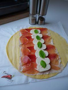Filet mignon en croûte à l'italienne (testé & approuvé)
