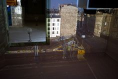 Apartment Pinhole Camera – The Stenop.es Project (5 Pictures   2 Clips)