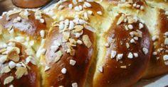 Υλικά: 1 ζαχαρούχο γάλα 2,5 κουτιά (με το κουτί απ'το ζαχαρούχο μετράμε) ζάχαρη 2 βανίλιες 6 αυγά 2 κουτιά σπορέλαιο 2 κουτ.γλ. κακούλε 2 κουτ.γλ. μαχλέπι Greek Sweets, Greek Desserts, Greek Recipes, Cheesecake Cupcakes, My Cookbook, Bread Cake, Arabic Food, Easter Recipes, Easter Ideas