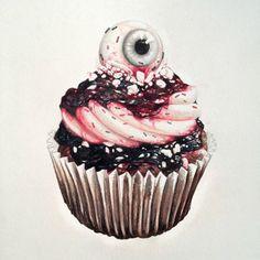 My sort of #cupcake by Emokih