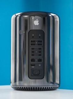 With the Mac Pro, Apple has combined raw power with ingenious design.