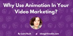 Having a video marketing strategy is increasingly important. Discover animation as a clever way to promote your brand & increase revenues!