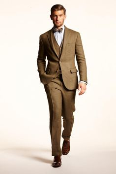 Suit & Tie , Fashion Menswear Collection , New trends and luxury details that make a difference