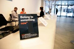 Belong Campaign - The Department of Advertising and Graphic Design