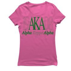 Alpha Kappa Alpha 19ORGYR