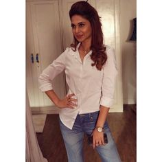 My Sunday mood be like the Great White Sh. White Outfits, Casual Outfits, Fashion Outfits, Jennifer Winget Beyhadh, Indian Photoshoot, Western Look, Western Wear, Jennifer Love, Indian Designer Wear