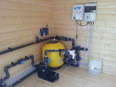 filtration piscine complète