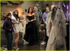 The trick may be on Claire in Modern Family's Halloween episode, but the audience is in for a treat! Description from examiner.com. I searched for this on bing.com/images