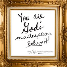Love Note from God. Ohhhhh a reminder I am wonderfully and perfectly made (even though I dont feel like it) cause you made me!!!!!!!!