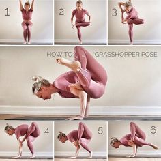 Grasshopper is a more challenging arm balance that brings hip flexibility into t. - **Sport**Fitness** - Grasshopper is a more challenging arm balance that brings hip flexibility into t. Fitness Workouts, Yoga Fitness, Sport Fitness, Butt Workout, Fitness Life, Yoga Flow, Yoga Meditation, Yoga Inspiration, Fitness Inspiration
