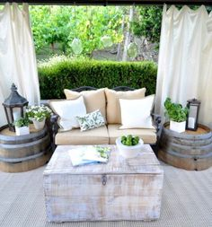 Outdoor area - Dwellers Without Decorators
