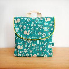 Kinderrucksäcke handgefertigt mit 100% Baumwolle japanischen Stoffen.    Es besteht die Möglichkeit, den Rucksack mit gesticktem Namen für einen