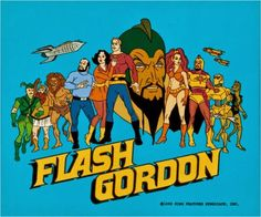 Flash Gordon - Cartoon - Filmation - It was a great version of the epic