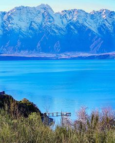 feel like jumping in? the road to has so many great spots to explore Queenstown New Zealand, Lake Wakatipu, Feel Like, Explore, Mountains, Feelings, Nature, Travel, Instagram