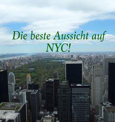 Ihr wollt die beste Aussicht auf Manhattan genießen? Lest auf meinem Blog, welche der drei bekanntesten Aussichtsplattformen sich besonders lohnt und warum.