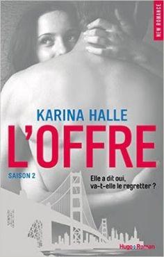 Les Reines de la Nuit: L'offre de Karina Halle