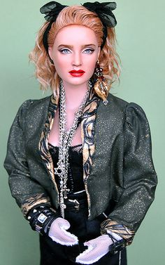 Madonna by ncruzdolls, via Flickr ....I loved this time of Madonna.