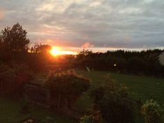 Couché de soleil Normand