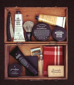 Triumph & Disaster, a men's grooming line that harnesses the power of natural ingredients from New Zealand and beyond in products for men