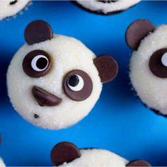 Panda cupcakes!!!