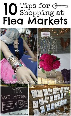 f75eca2d6e4 10 tips for shopping at Antique Alley or any other flea market. How I find