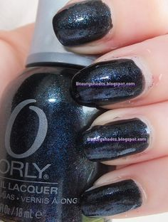 Orly After Party Swatch: Feel the vibe Collection