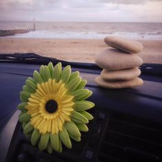 https://flic.kr/p/FcGGjc   Playing With My Chakras   Warming up in the car after a little photo session on the beach.