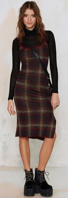 ..  http://www.nastygal.com/clothes/unif-cameron-plaid-sweater-dress