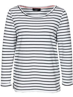 Vallo - Ls Sweat - Sisters Point - Cream/Black - Puserot - Vaatteet - Nainen - Nelly.com