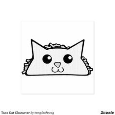 Taco Cat Character