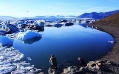 jokulsarlon pag. 10 dove hanno girato Batman Begins Iceberg-filled lagoon  È sulla Ring road