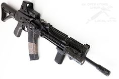 BCM Gunfighter VG-S Grip