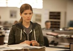 Being Zoe Barnes: Reconsidering the Most Difficult Character in 'House of Cards'