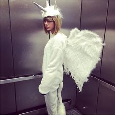 The Most Amazing Celeb Halloween Costumes  - Seventeen.com