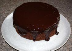 Fantastická čokoládovo - ovocná torta bez múky, recept, Torty | Tortyodmamy.sk Lchf, Food And Drink, Pudding, Cookies, Healthy, Cake, Desserts, Diet, Mascarpone