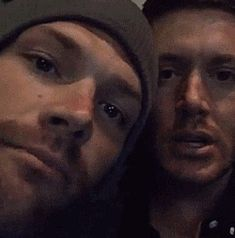 Anonymous said: I have a theory that whenever people are around Jensen and misha together…they treat them like they're, together. I've seen the spn cast sort of give them space. Supernatural Bloopers, Supernatural Actors, Supernatural Tattoo, Supernatural Imagines, Supernatural Wallpaper, Castiel, Jensen Ackles, Jensen And Misha, Winchester Boys